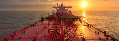 Formación en operaciones de  buques petroleros